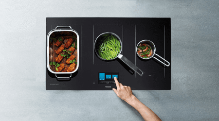 induction hob design