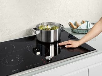 induction hob sound
