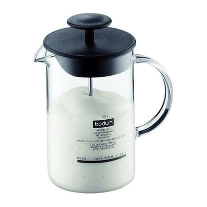Borosilicate Glass Milk Frother By Bodum