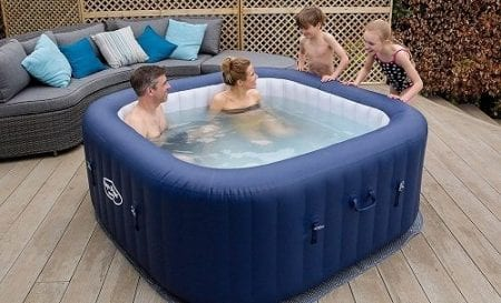 Best Inflatable Hot Tub Reviews