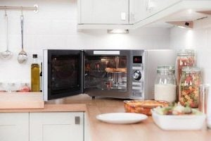 how to use a combi microwave