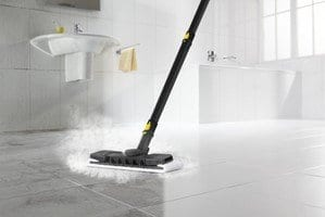 How to Use Steam A Cleaner In The Bathroom?