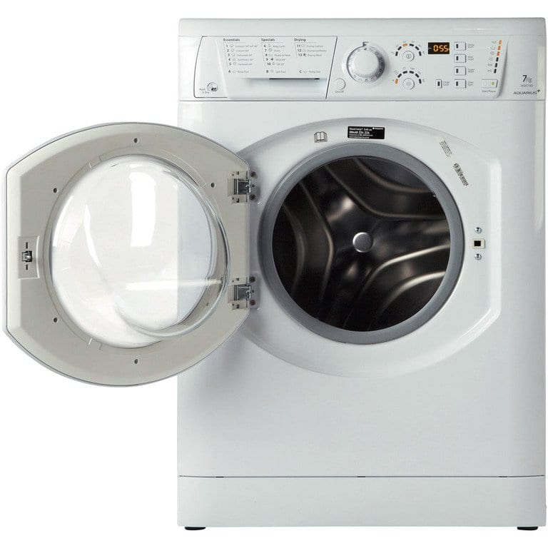 Hotpoint Aquarius Washer Dryer Problems – What They Are and How to Fix Them?