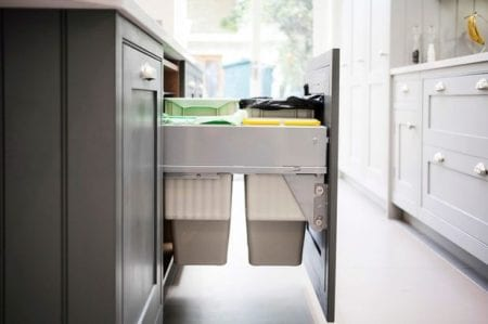 kitchen bin storage ideas
