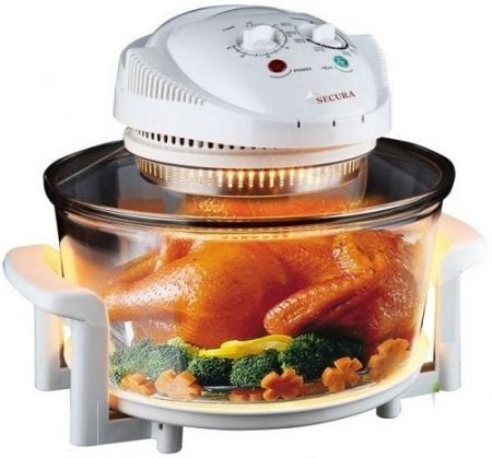 What Can You Cook in a Halogen Oven?
