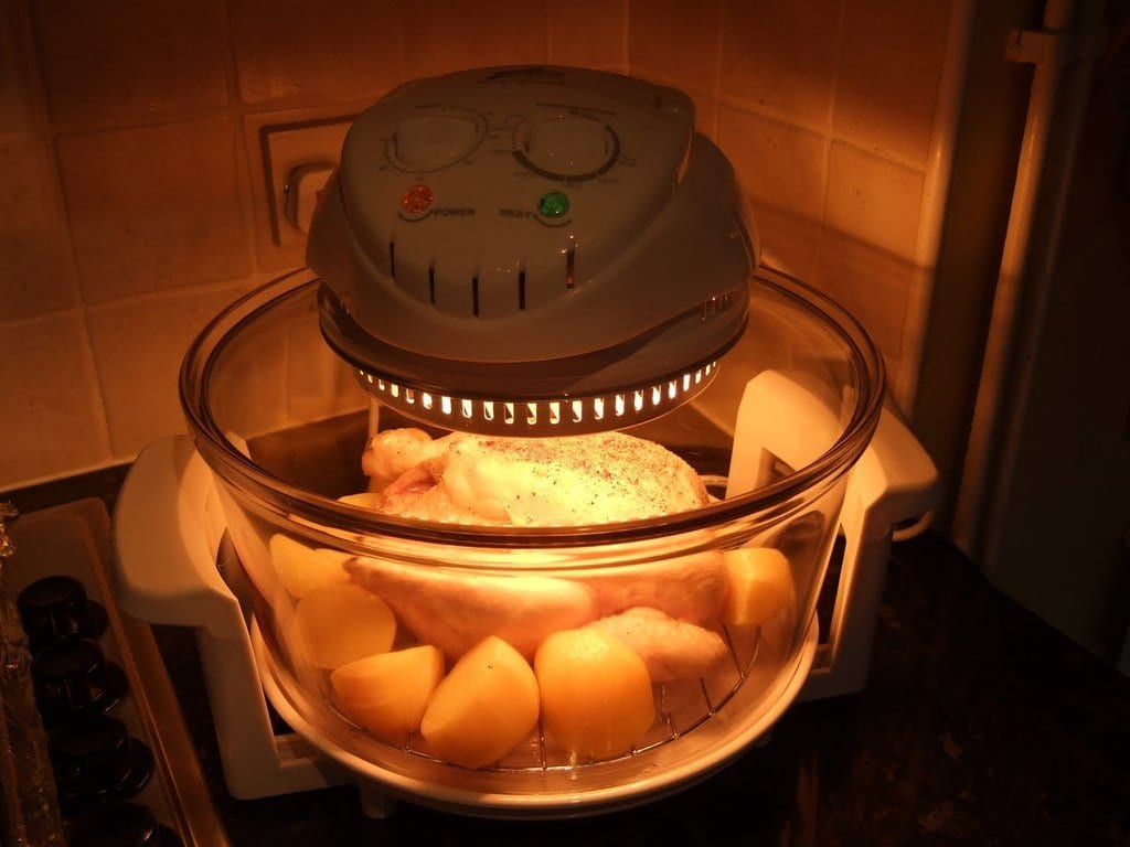 How To Cook Chicken In A Halogen Oven?