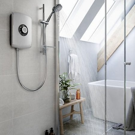 How to Make Electric Shower More Powerful?