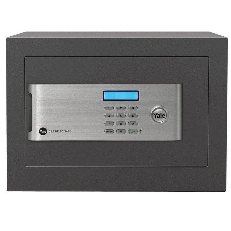 How To Open A Digital Home Safe?