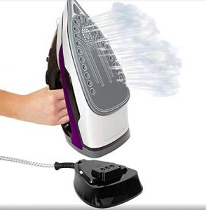 Non Stick Steam Iron By Groundlevel.Co.Uk