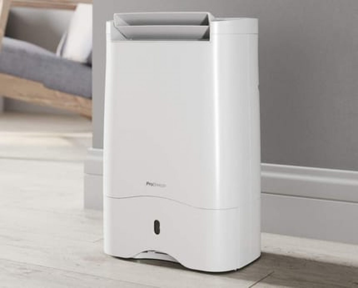 10 Best Dehumidifiers For Drying Clothes Reviews UK 2020