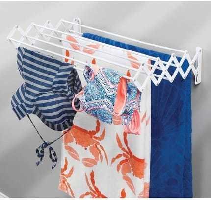 Best Sturdy Wall Mounted Clothes Airers Reviews