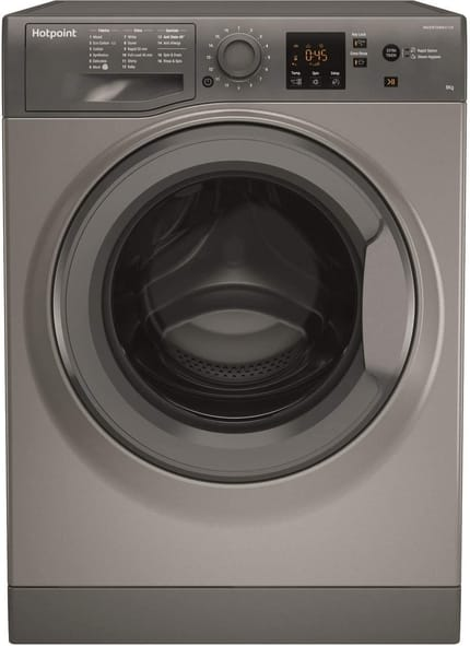 The Best Washing Machine With Stain Removal Capacity By Hotpoint