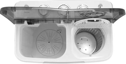 Spin Dryers Are Single Or Twin Tubs