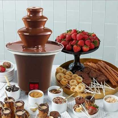 Chocolate Fountain Buying Guides