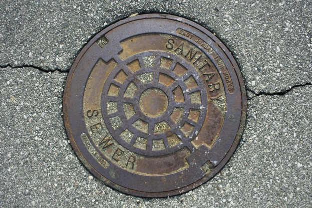 How To Fix A Broken Drain Cover In The Garden
