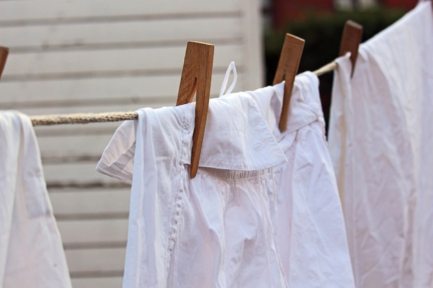 2 Reasons Line-Dried Clothes Are Stiff (+ How To Soften It)